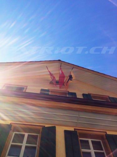 #fahne #uri #schwyz #nidwalden #1291 #1august #nationalfeiertag #bundesfeier #fêtenationale #1eraoût #festanazionale #1agosto
