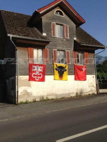 #fahnen #uri #schwyz #nidwalden #1august #nationalfeiertag #bundesfeier #fêtenationale #1eraoût #festanazionale #1agosto