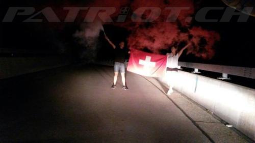 #fahne #pyros #1august #nationalfeiertag #bundesfeier #fêtenationale #1eraoût #festanazionale #1agosto