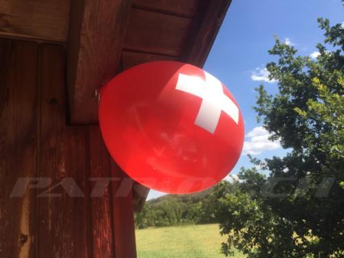 #schweizerkreuz #ballon #1august #nationalfeiertag #bundesfeier #fêtenationale #1eraoût #festanazionale #1agosto