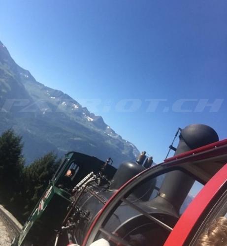 #brienz #rothorn #brienzerrothornbahn #zahnradbahn #dampfzahnradbahn