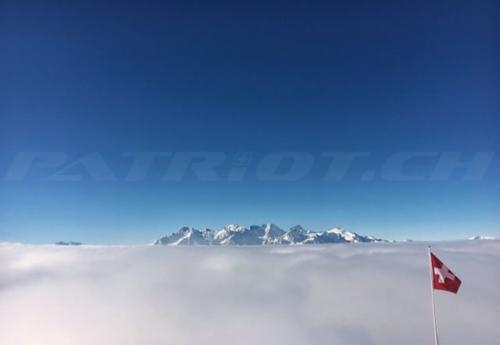 #fahne #alpen #verbier #valais #wallis