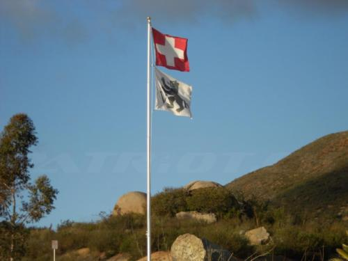 #flaggenstolz #fahne #appenzell #appenzellausserrhoden #usa #auslandschweizer #1august #nationalfeiertag #bundesfeier #fêtenationale #1eraoût #festanazionale #1agosto