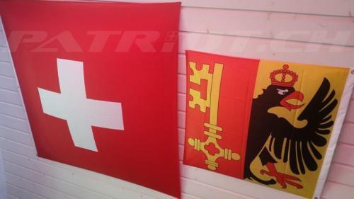 #flaggenstolz #fahnen #genf #genève #1august #nationalfeiertag #bundesfeier #fêtenationale #1eraoût #festanazionale #1agosto