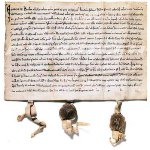 1291 Bundesbrief
