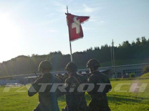 #standartenübernahme #aufklärungsbatallion #armee #swissarmy #militär