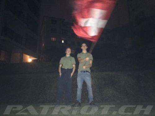 #fahne #fahnenschwinger #stolz #patriot #patriota
