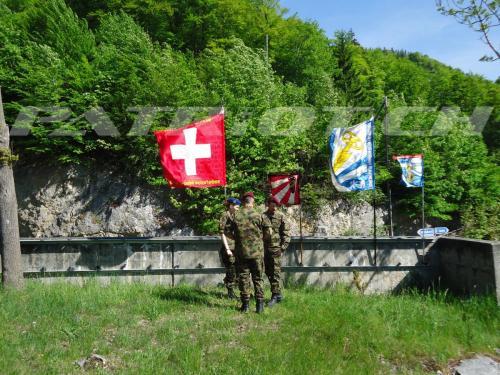 #gedenkfeier #VSMMV #brünigdenkmal #denkmal #brünig #brünigpass #armee #militär #swissarmy