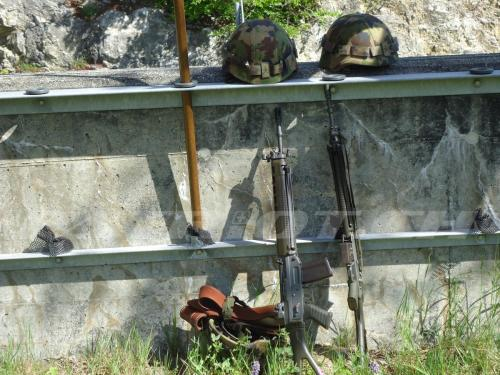 #gedenkfeier #VSMMV #brünigdenkmal #brünig #brünigpass #armee #militär #swissarmy #sig550 #stgw90