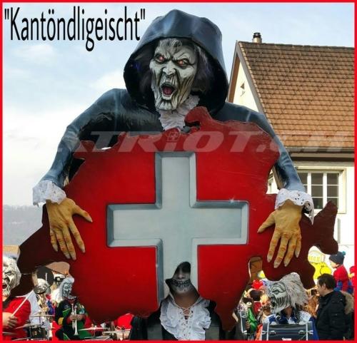 #fasnacht #kantöndligeischt