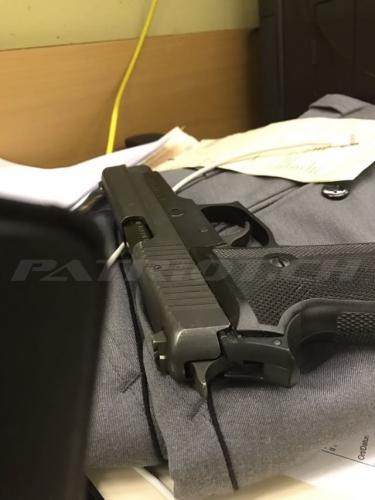 #waffen #pistole #sig220