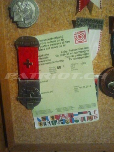 #feldschiessen #schützenabzeichen #medallien #schiesssport
