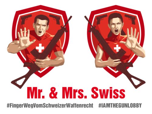 #waffenrecht #fingerwegvomschweizerwaffenrecht
