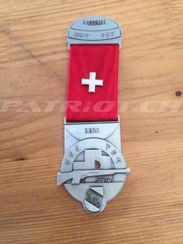 #feldschiessen #schützenabzeichen #medallien #schiesssport #300m #bern
