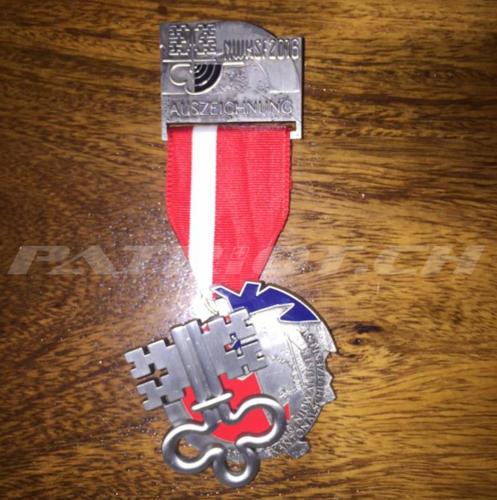 #schützenabzeichen #medallien #schiesssport #nidwalden