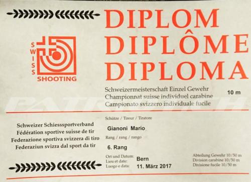 #diplom #gewehr #schiesssport #10m