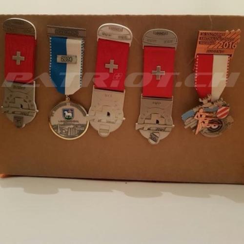 #schützenabzeichen #medallien #schiesssport