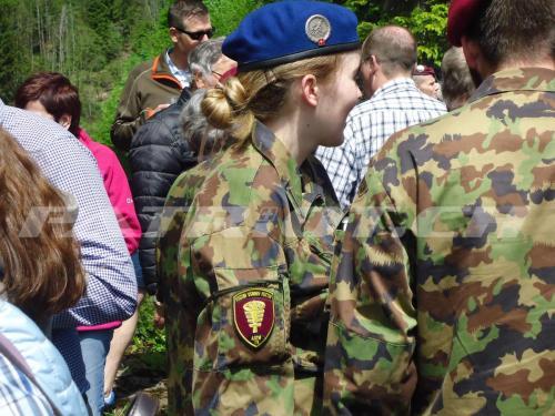 #gedenkfeier #VSMMV #brünigdenkmal #denkmal #brünig #brünigpass #armee #militär #swissarmy #abzeichen