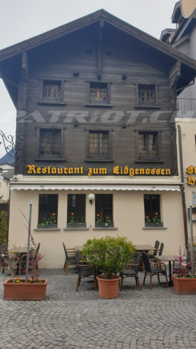 #eidgenossen #restaurant #brig #wallis