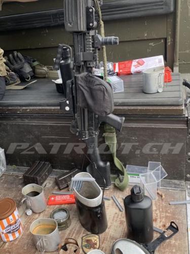 #infanterie #militär #armee #m249