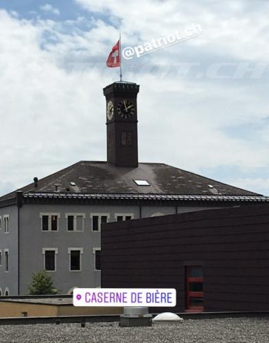 #casernedebière #kaserne #swissarmy