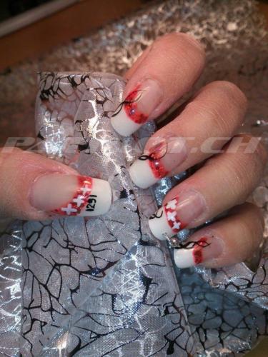 #1291 #nägel #nail #schweizerkreuz