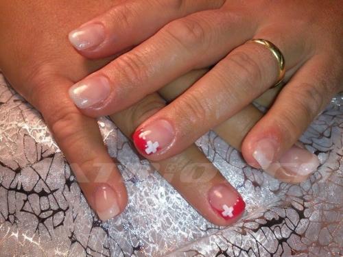 #nägel #nail #schweizerkreuz