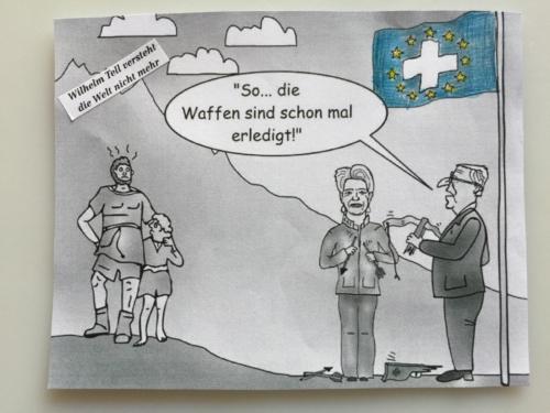 #wilhelmtell #eu #waffenrecht