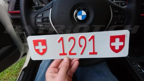 #1291 #nummernschild #wappen #bmw