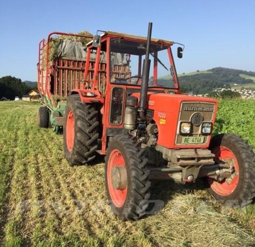 #traktor #hürlimann