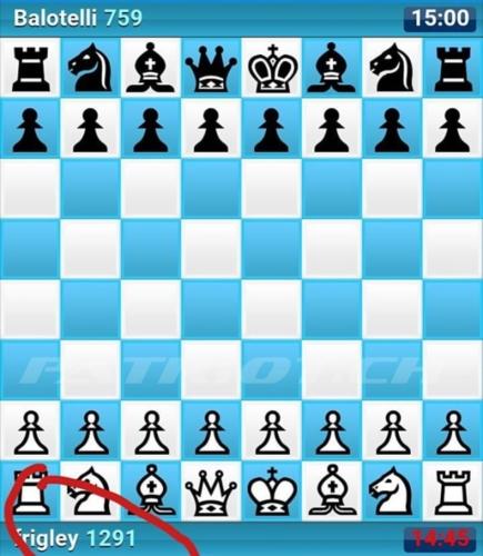 #1291 #schach