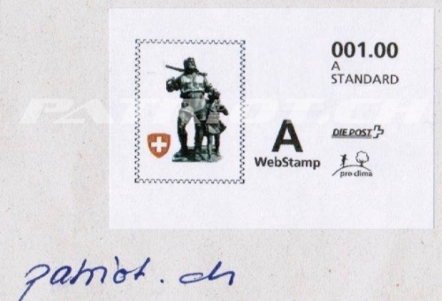 #briefmarke #webstamp #wilhelmtell