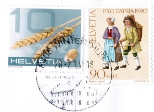 #briefmarke #propatria