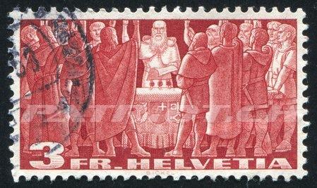 #briefmarke #rütlischwur #helvetia