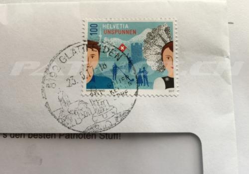 #briefmarke #unspunnen #fahnenschwinger #alphorn #tradition #identität