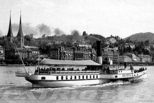#schiff #dampfschiff #helvetia