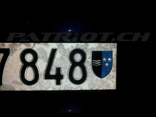 #848 #autonummer