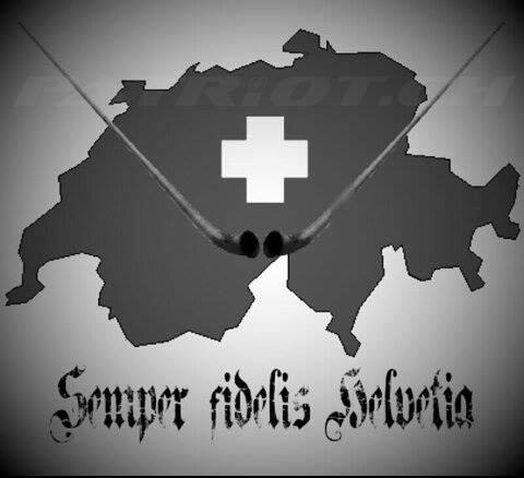 #semperfidelis #helvetia #alphorn #schweiz