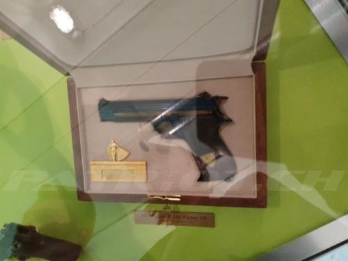 #pistole #p210 #festungsmuseum #crestawald