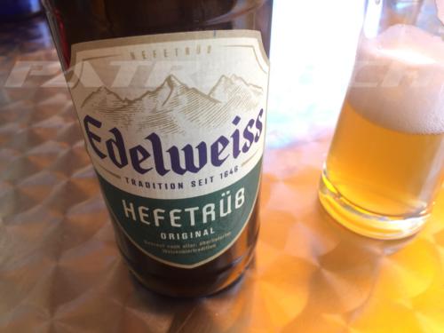 #edelweiss #bier