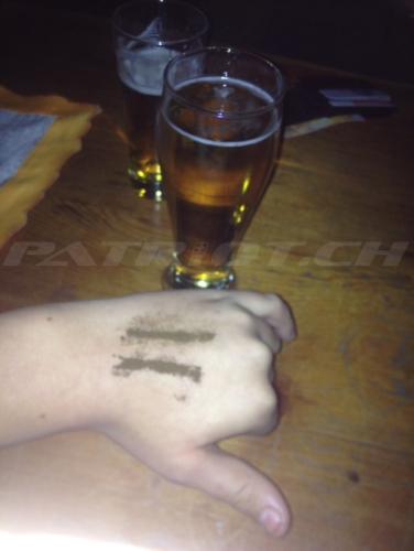 #schnupf #schnupfen #bier