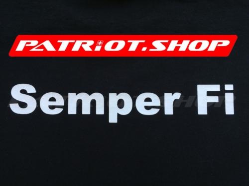 #rückendruck #semperfi