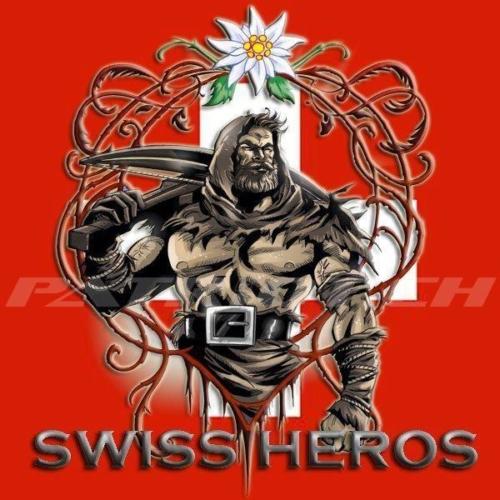 #wilhelmtell #swissheros #swissheroes #armbrust #schweizerkreuz