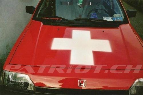 #schweizerkreuz #honda #auto