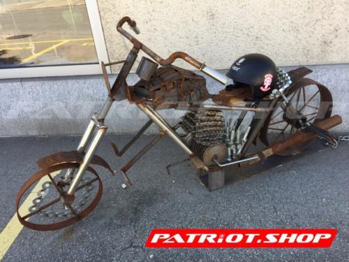 #1291 #skull #freerider #rider #chopper #biker