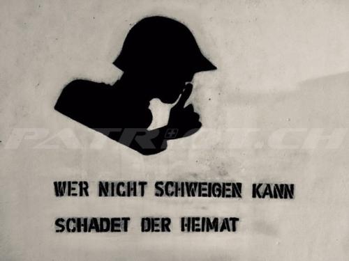 #schweigen #heimat #ww2 #festungsmuseum