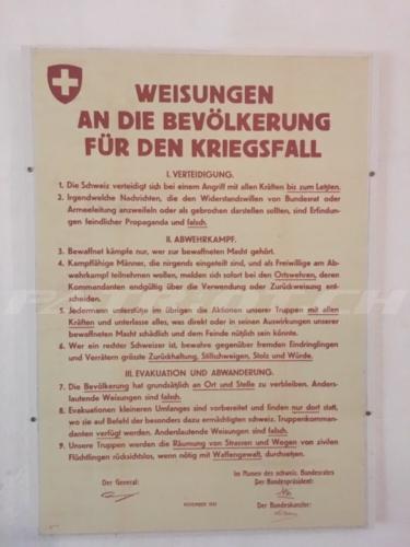 #weisungen #kriegsfall #ww2 #festungsmuseum