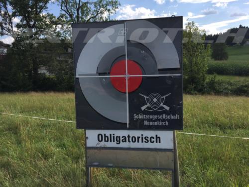 #waffenrecht #obligatorisch #schützengesellschaft #zielscheibe #neuenkirch