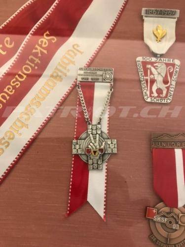 #waffenrecht #schützen #schützenmuseum #abzeichen #medallien