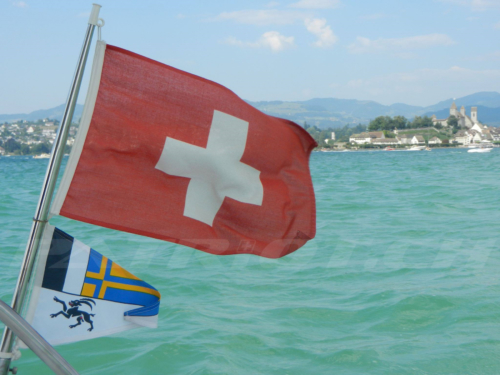 #zürichsee #rapperswil #fahne #graubünden